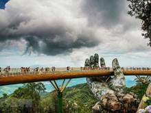 [Foto] Puente Vang,un destino atractivo en la zona turística de Ba Na Hills