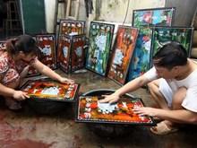[Video] Fabricación de laca: impresionante técnica tradicional de Vietnam