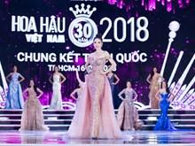 [Fotos] Bellezas vietnamitas brillan en Miss Vietnam 2018