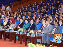 [Foto] Inauguran la XIV Asamblea de ASOSAI en Vietnam
