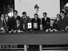 [Fotos] Hitos en las relaciones entre Vietnam y Japón