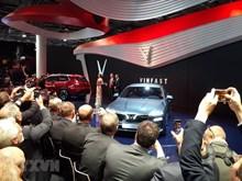 [Video] Vinfast presenta sus primeros automóviles en Paris Motor Show