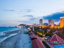 [Foto] Belleza seductora de la playa Thuy Van en la ciudad de Vung Tau