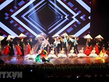 [Fotos] Hanoi acoge quinto festival internacional de marionetas