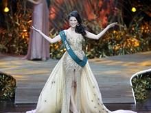 [Foto] La vietnamita Nguyen Phuong Khanh se alza como Miss Tierra 2018