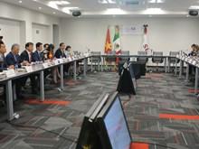 [Foto] Promueven Vietnam y México cooperación económica