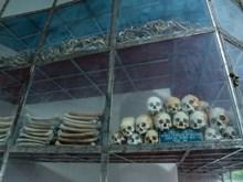 Ba Chuc, museo sobre crímenes del régimen genocida de Pol Pot
