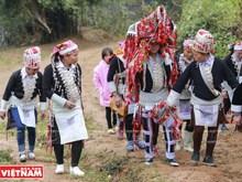 [Fotos] Ceremonia de boda de la etnia Dao Rojo en Vietnam