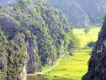 [Fotos] Complejo turístico Trang An, en Ninh Binh