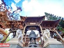 [Fotos] Pagoda Minh Thanh, gran santuario budista en el Altiplanicie Occidental de Vietnam