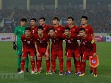 [Fotos] Vietnam vence a Tailandia 4-0 para asegurar un lugar en la ronda final del torneo continental