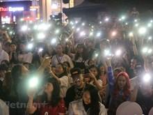 [Foto] Vietnam se sume a la Hora del Planeta 2019