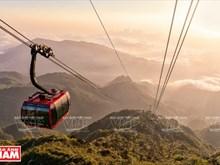 [Fotos] Cordillera Hoang Lien Son, destino atractivo del mundo en 2019