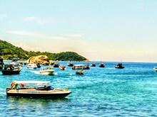 [Fotos] Isla de Cham, un verdadero paraíso para viajeros