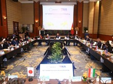 [Fotos] Panorama de la 44 Reunión del Comité Ejecutivo de la OANA
