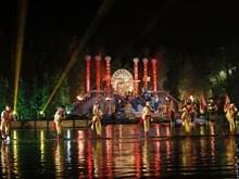 """[Fotos] Condecoran teatro de escenario realista """"Quintaesencia de Tonkín"""" de Vietnam en Corea del Sur"""