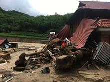 [Fotos] Tifón Wipha deja severos daños tras su paso a Vietnam