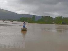 Al menos seis muertos por inundaciones en provincia central vietnamita de Binh Dinh