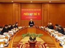 Piden mayor papel de comisión partidista en lucha anticorrupción