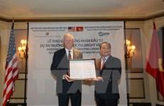 Universidad Fulbright obtiene licencia de inversión en Vietnam