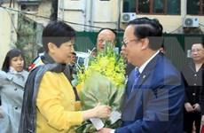 Ciudadana china honrada por aportes a amistad con Vietnam