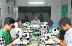 Estudiantes vietnamitas ganan premios en Olimpiada de Biología