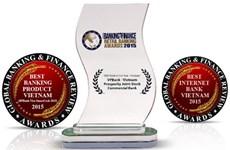 Bancos vietnamitas cosechan premios internacionales