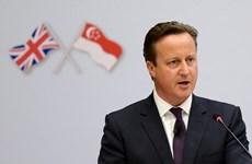 Premier británico califica potencial nexos con Vietnam