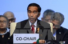 Singapur e Indonesia firman acuerdos bilaterales