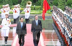 Vietnam y Reino Unido impulsan nexos de asociación estratégica