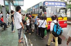 Activan seguridad para niñas vietnamitas en transporte público