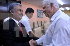 VNA robustece cooperación con socios cubanos