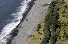 Encuentran otro fragmento sospechoso de MH370