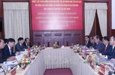 Cortes Supremas de Vietnam y Laos fortalecen lazos