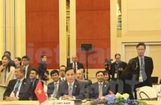 Inauguran reuniones de altos funcionarios de ASEAN y socios