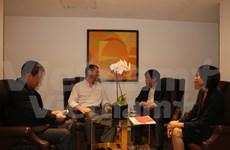 Izquierda latinoamericana desea fomentar nexos con PCV