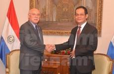 Celebran 20 aniversario de nexos Vietnam- Paraguay