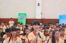 Inauguran Foro Nacional de Infancia en Hanoi