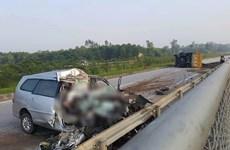 Mueren tres sudcoreanos en accidente vial en Vietnam