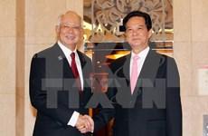 Elevan Vietnam y Malasia nivel de relaciones