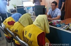 Detenidos indonesios por asesinato de tripulante vietnamita