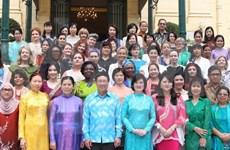 Debuta Círculo de Mujeres de la ASEAN en Hanoi