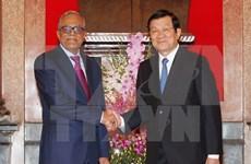 Líderes destacan amplio espacio para cooperación Vietnam – Bangladesh