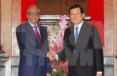 Presidente bangladesí concluye visita a Vietnam