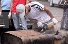 Detectan tráfico ilegal de productos de animales salvajes