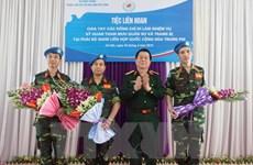 ONU apoya a Vietnam en operaciones de paz