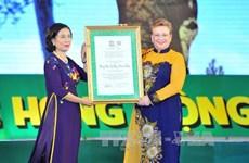 Parque Phong Nha-Ke Bang recibe segundo reconocimiento de UNESCO