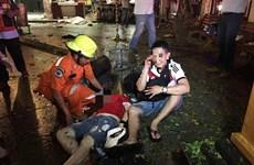 Asciende a 22 muertos por atentado en Bangkok