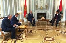 Belarús prioriza fortalecimiento de cooperación con Vietnam