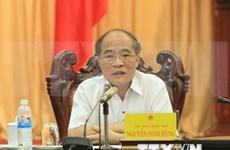 Concluye reunión de Comité Permanente de la Asamblea Nacional